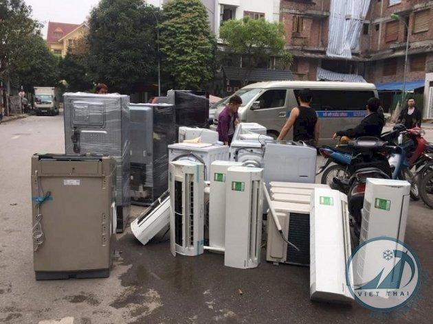 Thu mua máy giặt cũ tại TP.HCM